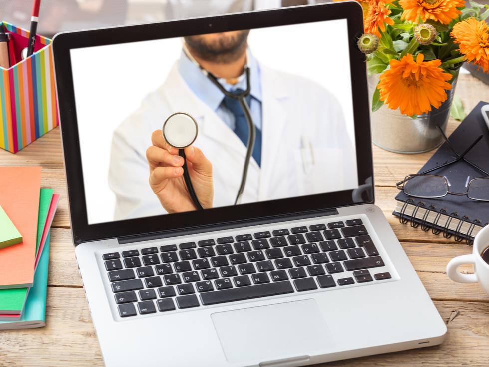Telemedicina – Você Pode Falar Com Seu Médico, Mesmo Estando Em Casa